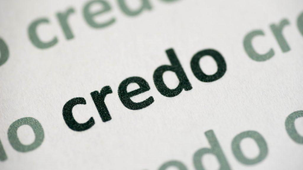 まずは「クレドとは何か?」を自ら考えることから始める